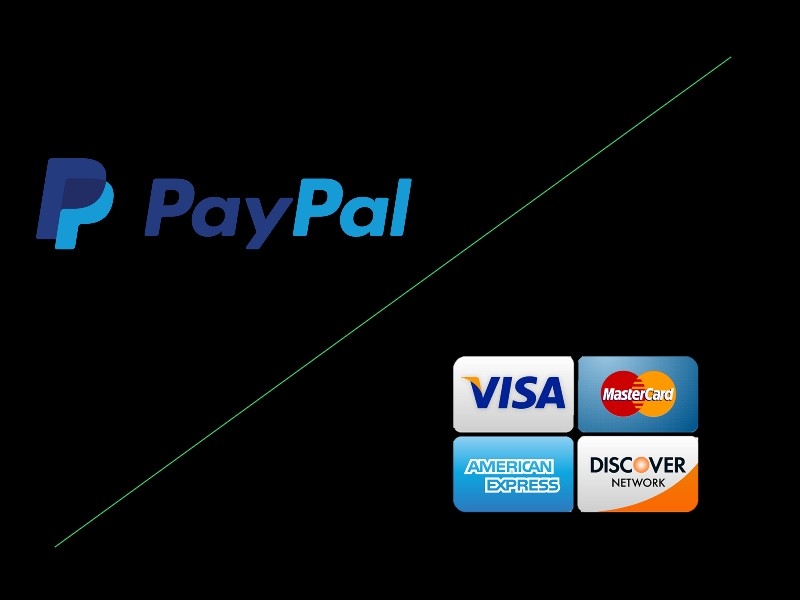 PayPal / Card